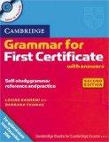 cambridge pr fungen first certificate in english b cher. Black Bedroom Furniture Sets. Home Design Ideas