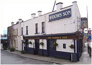 Pub The Widow's Son